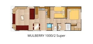 Mulberry 1000-2 Super