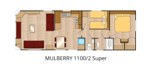 Mulberry 1100-2 Super