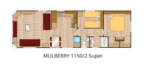 Mulberry 1150-2 Super